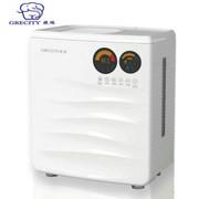 捷瑞 空气净化加湿器 四合一 HM-A100(HJ) 白色