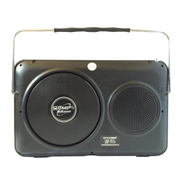 高科诺 GKN-1018 13寸老年人看戏机唱戏机视频播放扩音器收音机 移动DVD 带遥控 标配升级版本