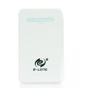 E-LONG 移动电源4000mAh超薄手机充电宝三星 小米 iphone6/5通用充电宝
