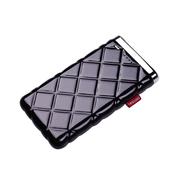灵骁 迷你苹果6充电宝5s/4s 三星小米苹果移动电源 安卓手机通用 聚合物电芯 黑色 5000毫安