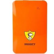 史努比 9000毫安 橙色时尚旅行系列移动电源 SP-8284-3