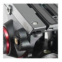 曼富图 MVH502A 大炮502HD液压观鸟摄像云台75mm半球碗 承重:6kg产品图片主图