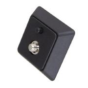 金钟 Velbon  QB-337 数码摄影单反相机三脚架云台系列专用云台板