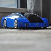 浦桑尼克 全自动智能扫地机器人遥控跑车+手持吸尘器 两用扫地机Pro-720 宝石蓝