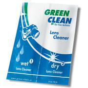 绿洁 干湿镜头布/相机清洁/镜头/仪器 专业清洁套装 奥地利原装进口(单片装)