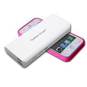 彩虹的梦 移动电源13000毫安移动电源手机平板通用充电宝 苹果三星小米5s充电宝通用 标配+USB充电头+绒布袋