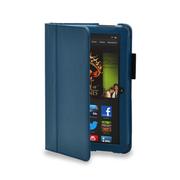 爱酷多 亚马逊Kindle Fire HD X 平板电脑保护套 支架式皮套 深蓝色 8.9寸