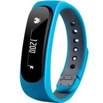 华为 荣耀手环(智能健康运动手环 + 蓝牙耳机 +手表计步器 + 微信运动分享)-活力蓝产品图片主图