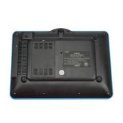 小霸王 高清移动电视DVD SB-635超薄3D旋转屏支持RMVB 12英寸蓝色