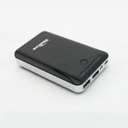 weekone 移动电源 轻巧型便携充电宝 通用苹果iphone5S/三星/小米/华为/魅族 白色