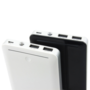 weekone 移动电源14000毫安大容量充电宝 苹果iphone6/三星/手机平板通用 白色