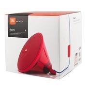 JBL SPARK 音乐火花 蓝牙无线立体声扬声器音箱 时尚独特设计 匹配家居环境 家居装潢必备 红色