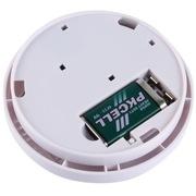 岡祈 427 独立语音烟雾报警器 烟感探测器 无线 火灾报警 语音提示