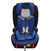 欧贝(Obay) 儿童安全汽车座椅9个月-12周岁9-36kg头部高低调节 红色
