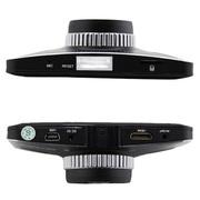 吉斯卡 后视镜迷你行车记录仪 双镜头高清广角红外夜视王一体机 1080P循环录影 单镜头送8G高速卡