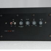 CAV DW8家庭影院有源超重低音炮音箱 时尚造型效果好产品图片主图
