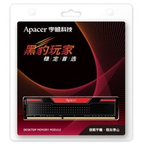 宇瞻 黑豹玩家 DDR3 1600 4G 单条 台式机内存产品图片主图