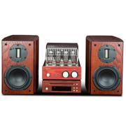 CAV 丽声T3胆机套装音响家庭影院HI-FI高保真发烧级电子管功放蓝牙无线音箱 T3-FL21升级版套餐