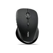 雷柏 3900P无线激光鼠标 黑