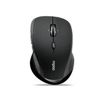雷柏 3900P无线激光鼠标 黑产品图片主图