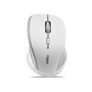 雷柏 3900P无线激光鼠标 白