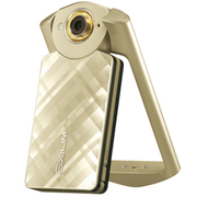 卡西欧 EX-TR500 数码相机/自拍神器 单机版 金色