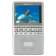 帝尔 DR31 MP5视频复读机 抓词翻译视频复读机 专业录音 可转录播放磁带光盘 支持下载 12G内存白色