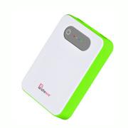 叛逆者(panizhe) P4超智能移动电源手机平板通用充电宝10000毫安 绿色
