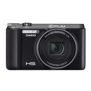 卡西欧 ZR1200数码相机自拍神器(36倍超解像变焦,12级美颜) 黑色