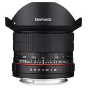 SAMYANG 12mm F2.8  鱼眼镜头 全画幅 单反 单电 微单手动镜头 索尼A卡口