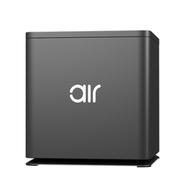 空气龄 【送200元大礼包】 智能WIFI版APP版 桌面小型空气净化器除甲醛PM2.5烟尘 黑色