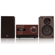 先锋 X-CM52BT-T DVD多功能组合音响 棕色