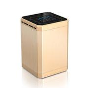 诺比克 J006空气净化器 宜家杀菌除臭除烟尘甲醛二手烟 白色上下盖+金色机身
