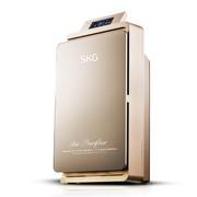 SKG 4876空气净化器 专业除甲醛、雾霾、PM2.5、烟尘净化器