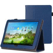 索士 华为MediaPad 10 Link保护套S10-231U 10.1寸平板电脑皮套 深蓝色