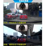 泰洋星 车载行车记录仪停车监控带夜视1080P高清汽车黑匣子后视镜双镜头电子狗雷达测速 JL05高级版 带32G卡