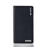 给力源 移动电源15000毫安特大容量 通用手机平板双USB带灯 货到付款 黑色
