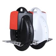 风彩 特价电动独轮车 平衡车 自平衡电动独轮车 火星车 炫亮蓝 132瓦18公里