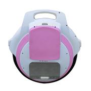 风彩 电动独轮车 自平衡电动车火星车 进口索尼锂电池 单轮电动车 短途代步车 淡紫粉