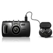 桑迪 A780安霸A7行车记录仪 双镜头 前后双1080P/30帧高清广角夜视