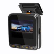 安视得 E8新款车载行车记录仪 超高清1080P夜视广角迷你 轨道偏移提醒多功能一体机