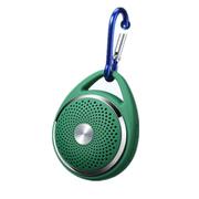 SANSUI 无线蓝牙插卡音箱 便携手机迷你电脑小音响 户外车载低音炮 军绿
