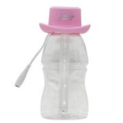 江起点 牛仔帽usb加湿器 大雾量超静音办公室便携小型空气加湿器 粉红色