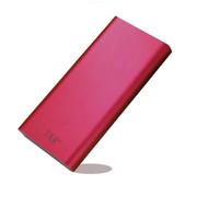 TXR 大容量三星手机通用iphone6小米充电宝20000小米移动电源20800毫安 女 玫瑰红