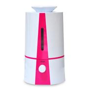 雅美娜 JSQ-1206加湿器桌面美容空间增湿器 红色