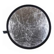 影光王 五合一反光板 金银白黑柔光双面颗粒反光板 摄影摄像专业器材 FGB-W120180