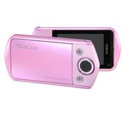 卡西欧 EX- TR350s自拍神器数码相机21mm广角3寸大屏 薰衣草粉单机版