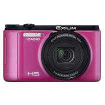 卡西欧 EX- ZR1200数码相机自拍美颜神器12.5倍光学变焦 红色产品图片主图