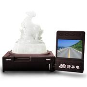 VCO 十二生肖行车记录仪 免安装  高清 24小时停车监控一体机 羊 旗舰版+32G内存卡