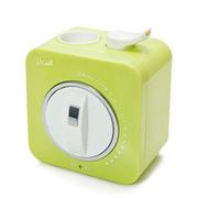 哥尔 GO-2080 小型加湿器办公室桌面家用空调加湿器迷你加湿器矿泉水饮料瓶子 静音 绿色
